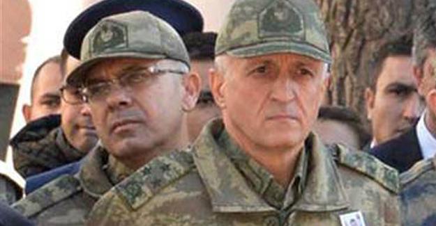 Korgeneral İbrahim Yılmaz tutuklandı