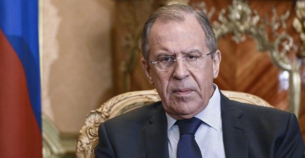 Lavrov'un TSK'nın Suriye'deki hava saldırılarına yorumu: Oldukça endişeliyiz