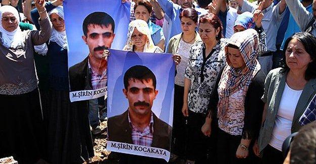 Lice'de öldürülen Kocakaya'nın cenazesi defnedildi