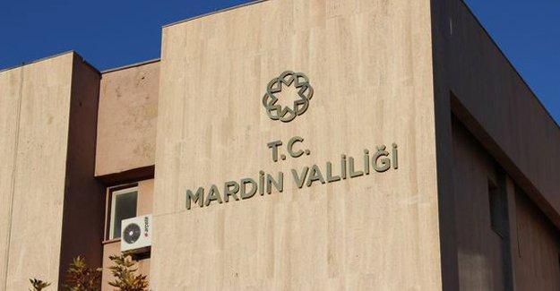Mardin'de 30 gün boyunca 'eylem ve miting yasağı'