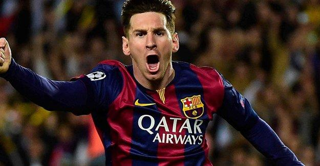Messi'ye 21 ay hapis cezası