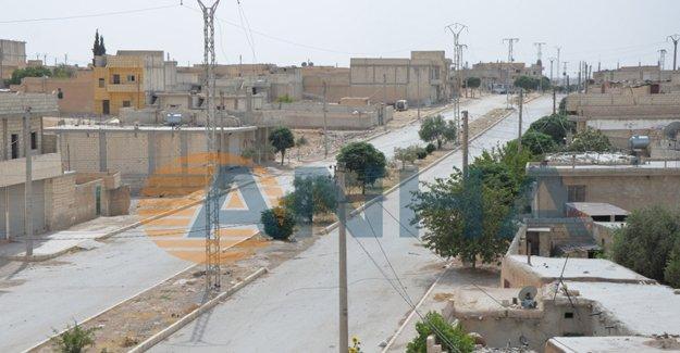 Minbic operasyonu: Kent merkezine 1 kilometre kaldı