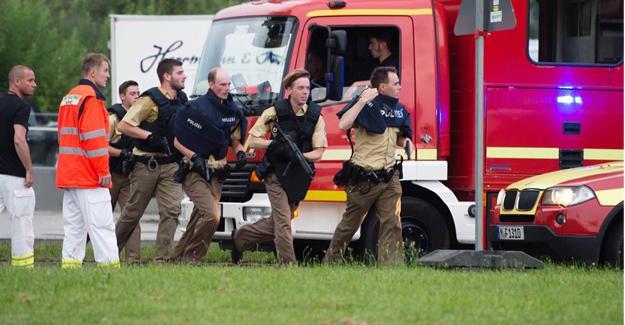 """""""Münih saldırısında IŞİD bağlantısı yok"""""""
