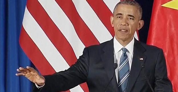 Obama, Erdoğan'a demokratik değerlere uyulması çağrısı yaptı