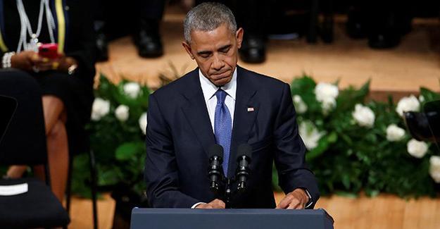 Obama: Umutsuzluğu reddetmek için buradayım