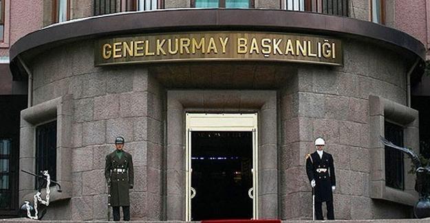 Genelkurmay'dan darbe girişiminin ardından ilk resmi açıklama