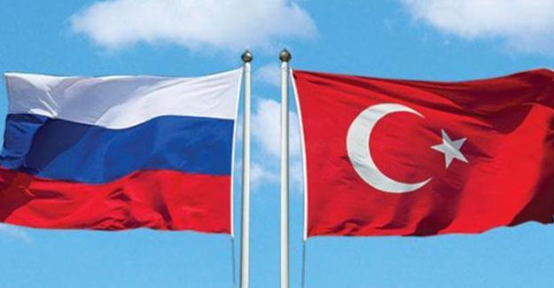 Rusya'dan 'Türkiye'ye gıda ambargosu' açıklaması