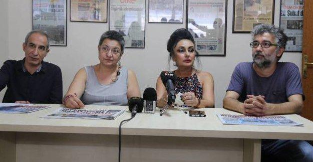 Şebnem Korur Fincancı ve Erol Önderoğlu yeniden Özgür Gündem'de