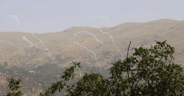Şemdinli'de çatışma: 1 asker yaşamını yitirdi, 1'i ağır 6 asker yaralı