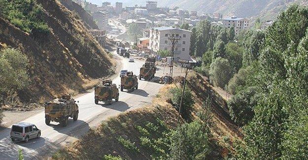 Altınsu Köyü'nde 3 günlük 'yasak'