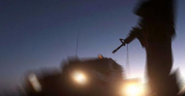 Şırnak'ta tank taburuna saldırı