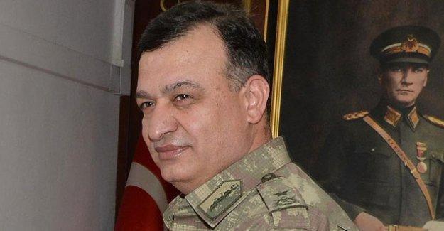 Şırnak'ta Tugay Komutanı Tuğgeneral Ali Osman Gürcan tutuklandı