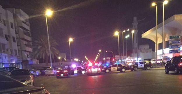 Suudi Arabistan'da intihar saldırısı