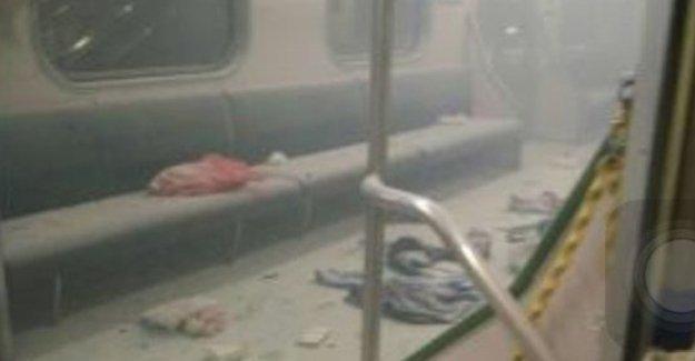 Tayvan'ın başkentinde patlama: Yaralılar var