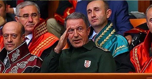 Mehmet Dişli: Beni ikna için Hulusi Akar'ın odasına soktular
