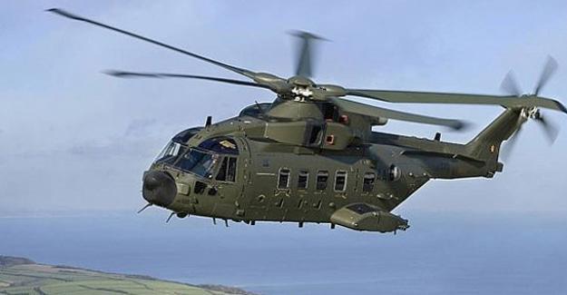 Türkiye askerinin bulunduğu helikopter Yunanistan'a indi: 8 gözaltı