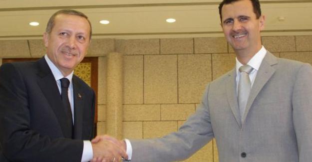 Ankara-Şam arasında görüşme iddiası