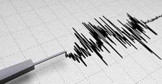 Yalova'da deprem