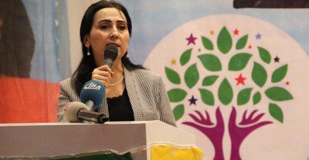 Figen Yüksekdağ: Onların yolu Yenikapı'da biter