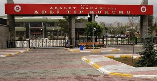 Adli Tıp Kurumu'nda 38 tutuklama