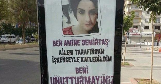 Amine'nin fotoğrafı Batman sokaklarında