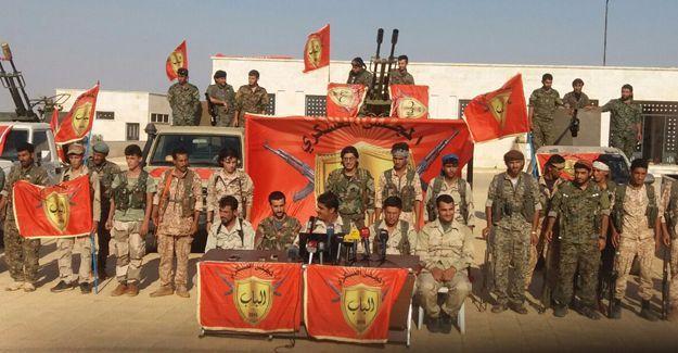 Bab Askeri Meclisi ilan edildi: IŞİD işgalindeki Bab kurtarılacak