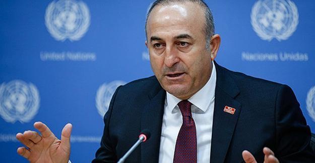 Çavuşoğlu: YPG Fırat'ın doğusuna geçmezse hedef olur