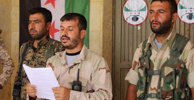 Cerablus Askeri Meclisi Genel Komutanı suikast sonucu hayatını kaybetti