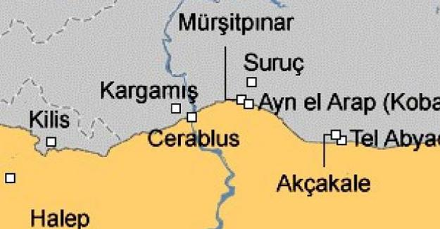 Cerablus Askeri Meclisi: Türkiye, Kürtlerin yaşadığı mahalleleri vuruyor