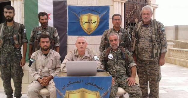 Cerablus Askeri Meclisi: Türkiye ordusunu uyarıyoruz!