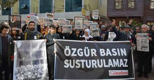 CHP ve HDP'den Özgür Gündem'in kapatılmasına tepki