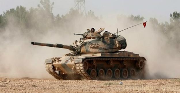 Cerablus'ta tanka roketli saldırı: Bir asker hayatını kaybetti, 3 yaralı