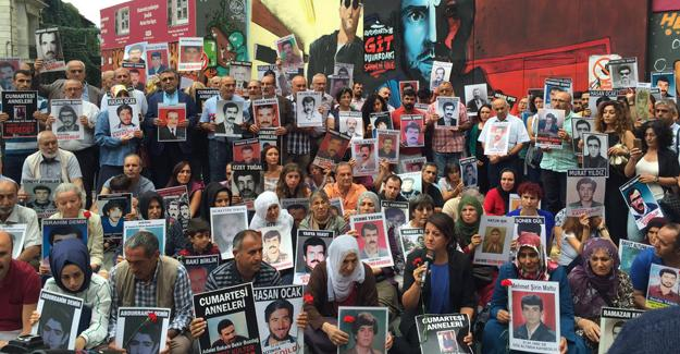 Cumartesi Anneleri: Mehmet Ertak ve Hurşit Külter Nerede?