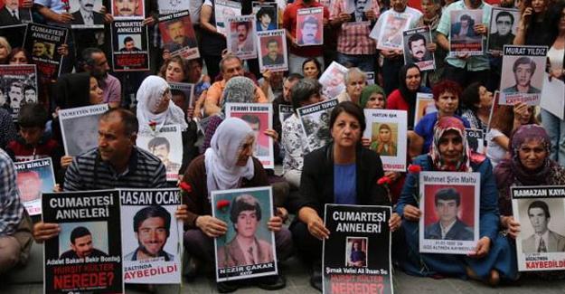 Cumartesi Anneleri: OHAL bizi yıldıramaz, mücadele etmeye devam edeceğiz