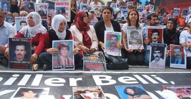 Cumartesi Anneleri: Özgürlüklerimizi tehdit eden OHAL'i kaldırın