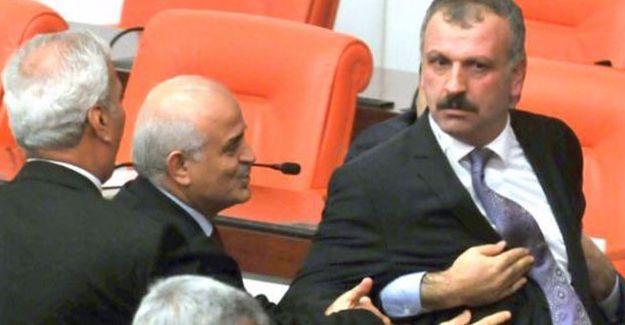 Cumhurbaşkanı Erdoğan'ın başdanışmanı Demirtaş'ı tehdit etti!