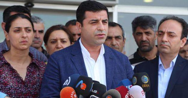 Demirtaş, Federal Kürdistan Bölgesi'nde temaslarda bulunacak