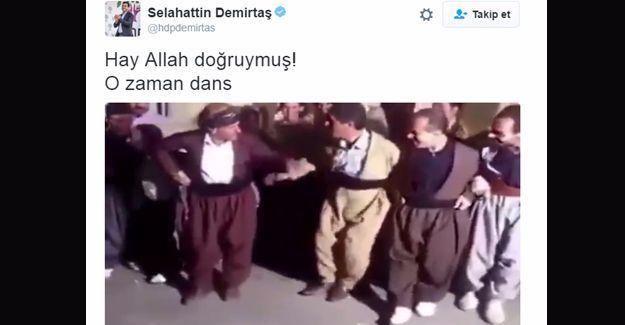 Demirtaş'tan Davutoğlu'na 'Minbic' göndermesi