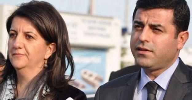 Demirtaş ve Buldan 'Cumhurbaşkanına hakaret'ten ifadeye çağrıldı