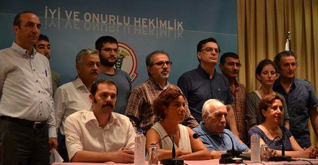 """""""Barış Mitingi için 4 Eylül'de Bakırköy'e"""""""