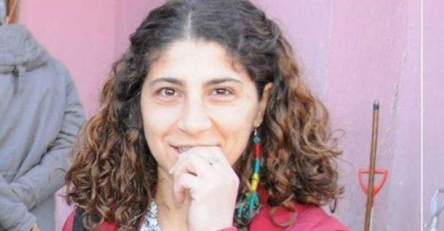 Tutuklu yargılanan DİHA muhabiri Şermin Soydan'ın duruşması ertelendi