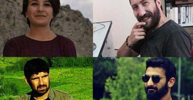 Diyarbakır'da gözaltına alınan 4 gazeteci serbest bırakıldı