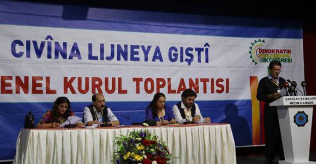 DTK Genel Kurul sonuç bildirgesi açıklandı