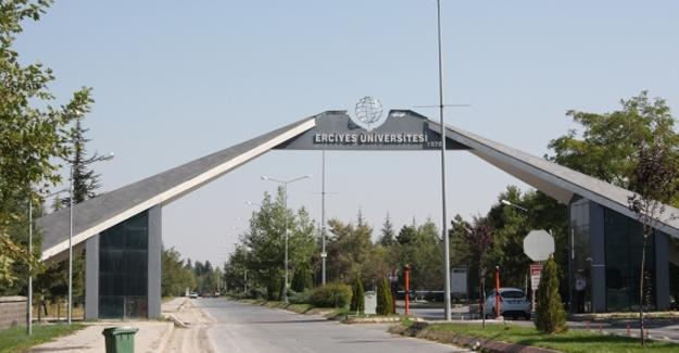 Erciyes Üniversitesi'nde 100 gözaltı