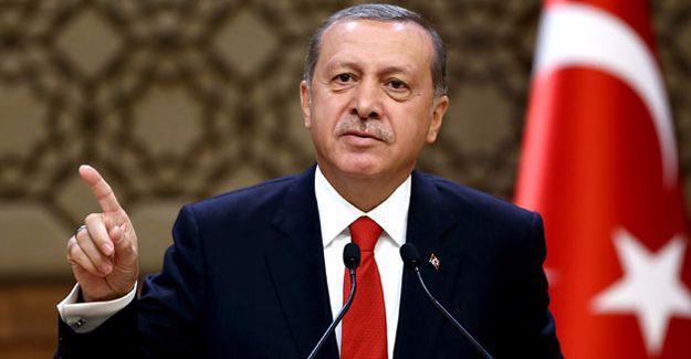 Erdoğan'dan 'Cerablus' açıklaması