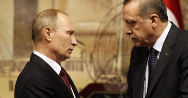 Erdoğan: Dostum Putin'le görüşmemden sonra yeni bir sayfa açılacak