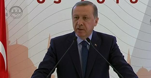 Erdoğan: Rabbim de milletim de bizi affetsin