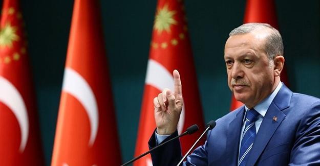 Erdoğan: Şehitler Tepesi hiçbir zaman boş kalmadı