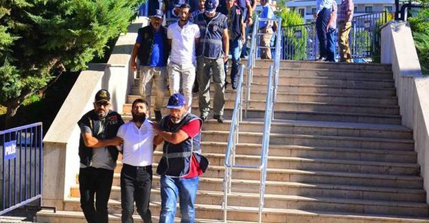 Erdoğan'ın kaldığı otele baskın yapan 11 asker tutuklandı