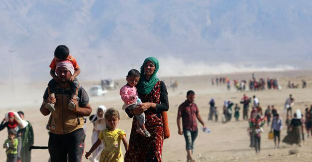 Ezidiler Türkiye'de sağlık hizmetlerinden yararlanamıyor